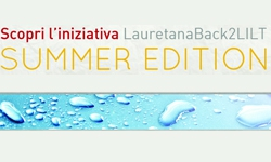#LauretanaBack2LILT - Summer Edition