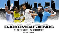 DJOKOVIC & FRIENDS