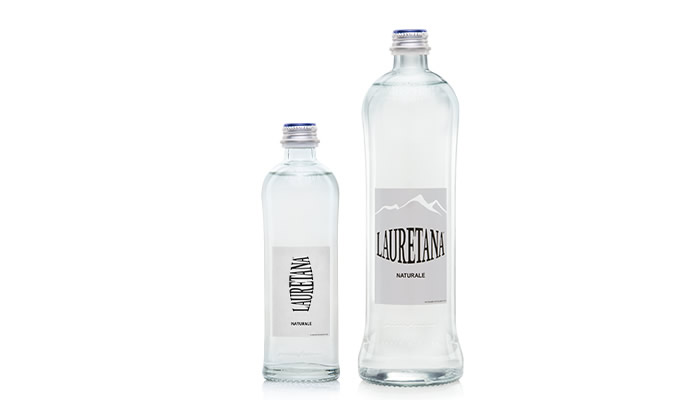 Pininfarina bottle mineral water